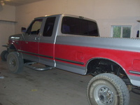 1993 Ford F-250 Overview