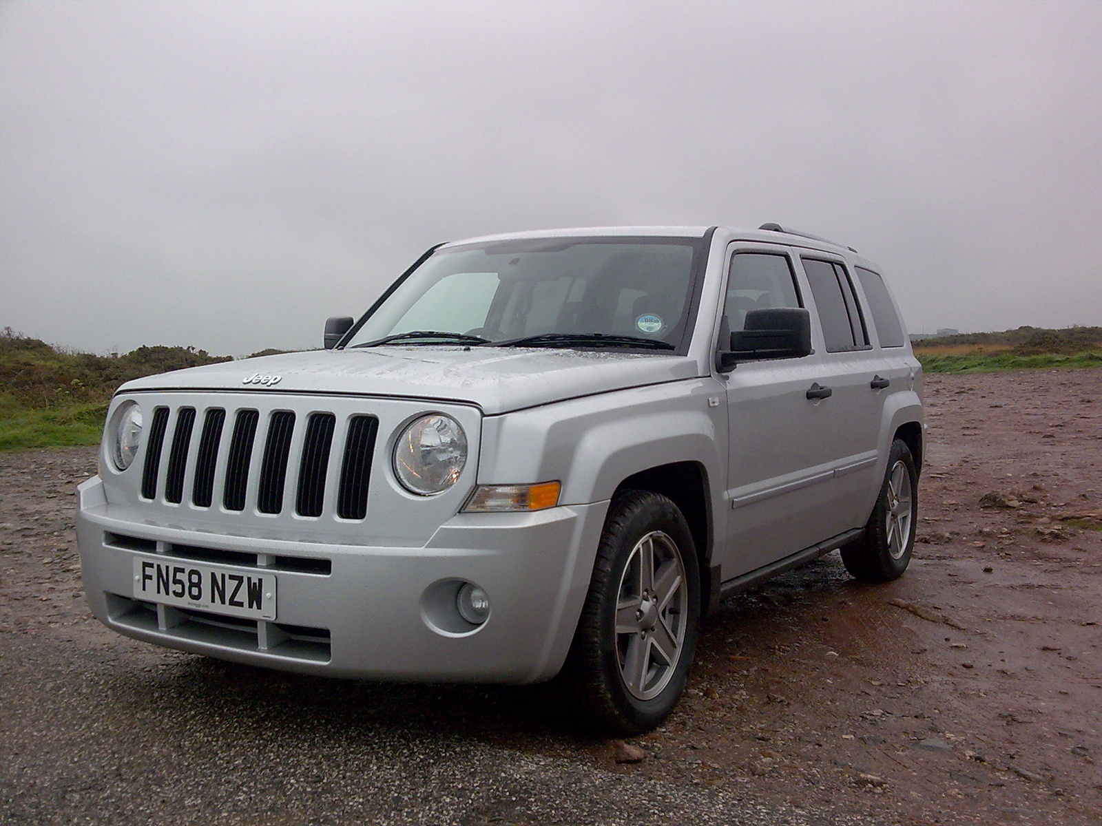 picture of 2008 jeep patriot limited 4wd exterior. Black Bedroom Furniture Sets. Home Design Ideas