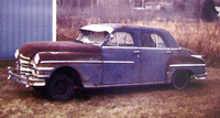 1949 Chrysler Royal Overview