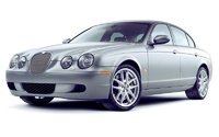 2004 Jaguar S-Type R Picture Gallery