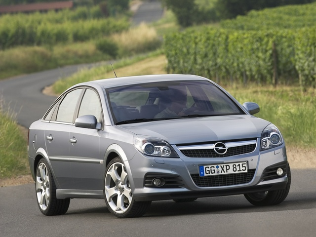 Picture of 2005 Opel Vectra