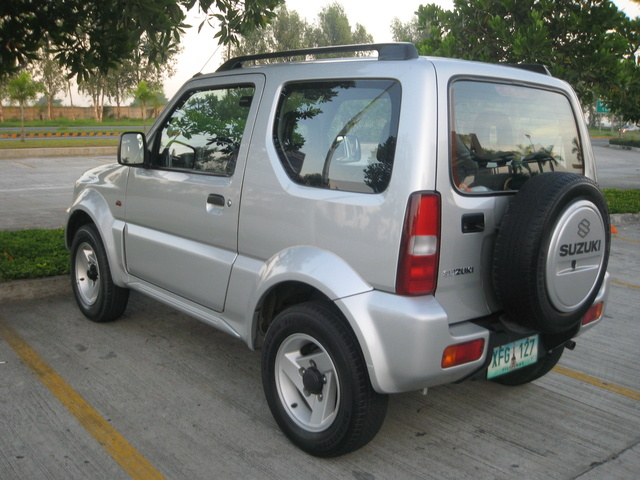 Picture of 2002 Suzuki Jimny, exterior, gallery_worthy