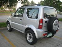 2002 Suzuki Jimny Overview