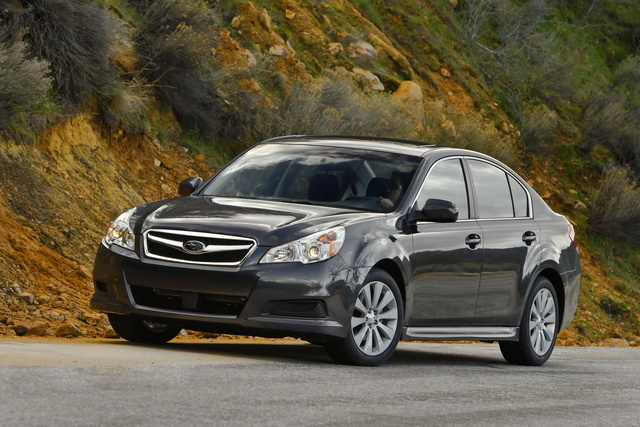 Picture of 2010 Subaru Legacy