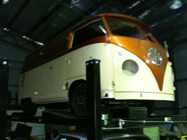 Picture of 1958 Volkswagen Microbus, exterior, gallery_worthy