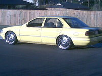 1991 Ford EA Falcon Picture Gallery