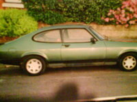 Picture of 1981 Ford Capri, exterior, gallery_worthy