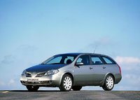 2003 Nissan Primera Overview