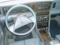 Picture of 1988 Chrysler Le Baron, interior