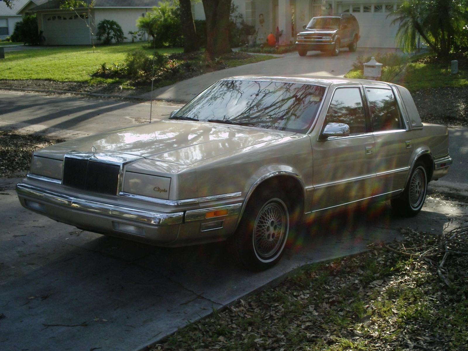 1991 chrysler new yorker exterior pictures cargurus for 1991 chrysler new yorker salon