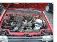 1987 Toyota Tercel picture, engine