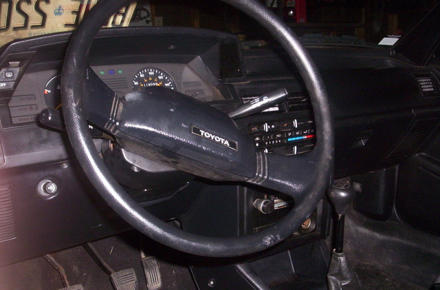 Picture of 1987 Toyota Tercel, interior