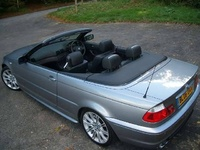 2006 BMW 3 Series 330Ci, 2006 BMW 330 330ci convertible picture, exterior