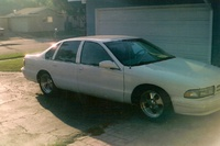 1995 Chevrolet Impala Picture Gallery