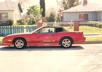 Picture of 1990 Chevrolet Camaro IROC Z Convertible, exterior