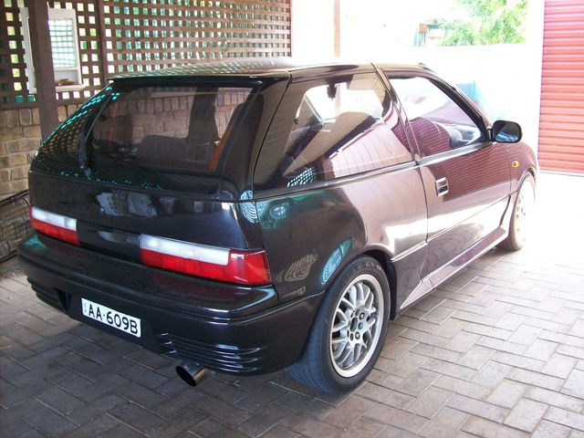 Picture of 1994 Suzuki Swift 2 Dr GT Hatchback, exterior, gallery_worthy