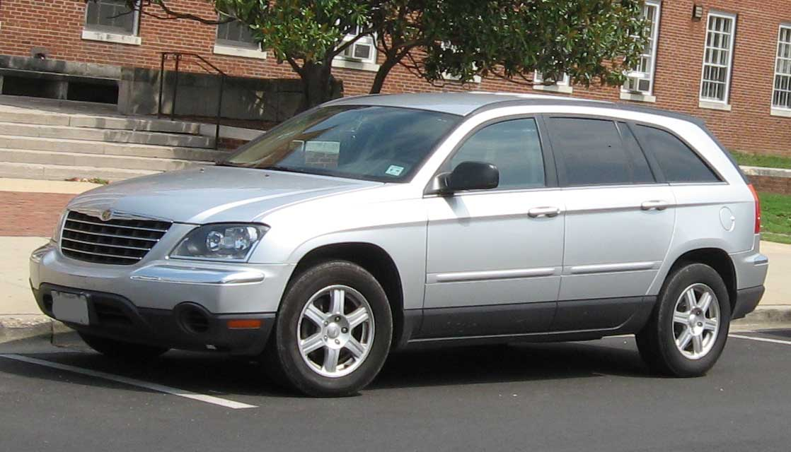 2006 Chrysler Pacifica Touring picture, exterior