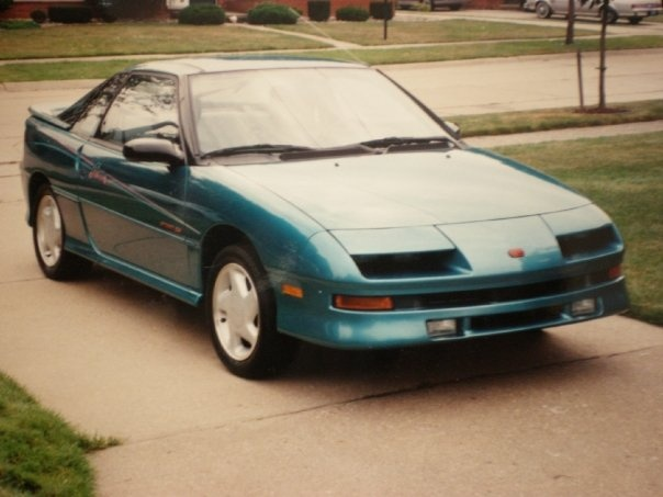 Picture of 1991 Geo Storm 2 Dr GSi Hatchback, exterior, gallery_worthy