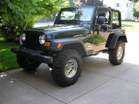 2005 Jeep Wrangler Picture Gallery