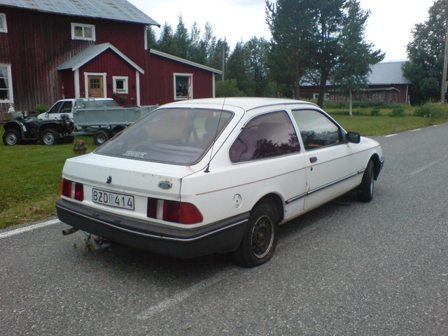 Picture of 1987 Ford Sapphire