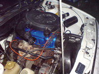 Picture of 1987 Ford Sapphire, engine, gallery_worthy