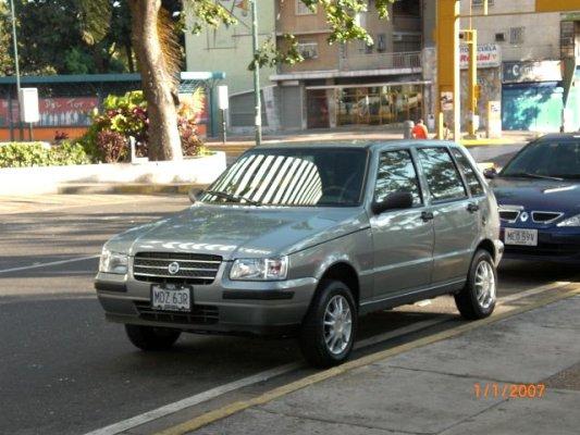 2005 Fiat Uno picture