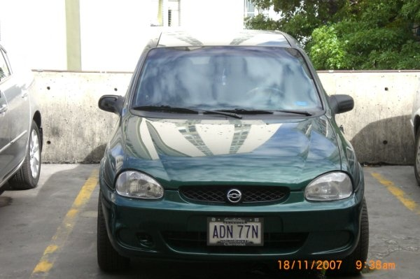 Picture of 2002 Chevrolet Corsa, exterior