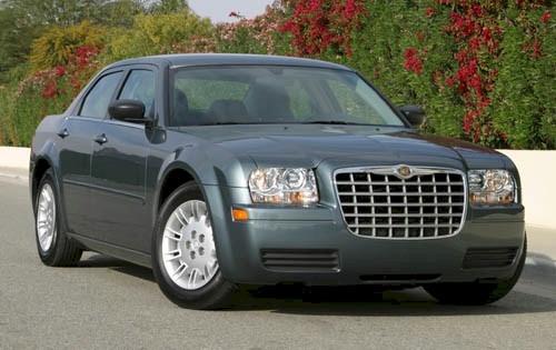 2006 Chrysler 300 Touring AWD picture, exterior