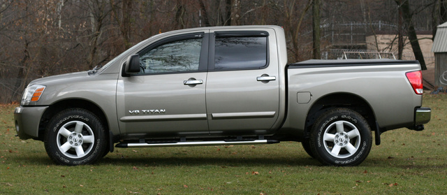 Picture of 2007 Nissan Titan King Cab SE 4X4, exterior, gallery_worthy