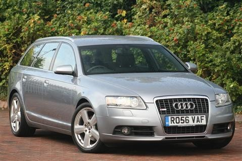 Picture of 2006 Audi A6 Avant