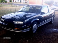 1986 Oldsmobile Cutlass Calais Overview