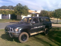 1990 Toyota Hilux Surf Overview