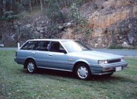 Picture of 1986 Nissan Pintara, exterior, gallery_worthy