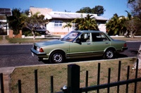 1984 Nissan Bluebird Overview
