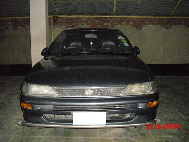 Picture of 1992 Toyota Corolla