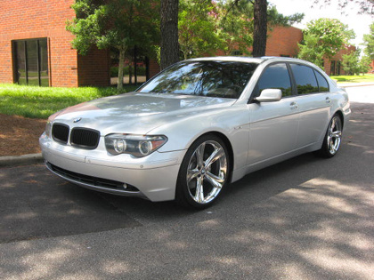 2002 Bmw 7 Series Pictures Cargurus