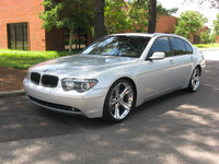 2002 BMW 7 Series Overview