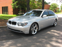 2002 BMW 7 Series Picture Gallery