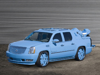 Picture of 2009 Cadillac Escalade EXT Base, exterior