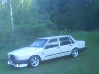 Picture of 1988 Volvo 740, exterior, gallery_worthy
