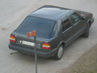 Picture of 1988 Saab 9000, exterior
