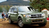 2010 Ford Escape Hybrid, Front Right Quarter View, exterior, manufacturer