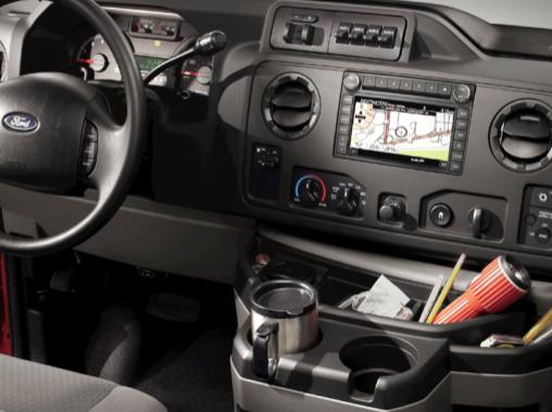 2010 Ford E-Series Passenger
