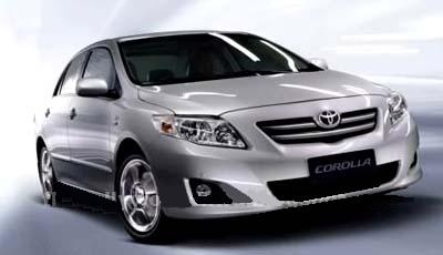 Picture of 2008 Toyota Corolla