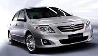 2008 Toyota Corolla Picture Gallery