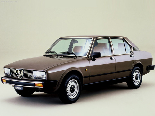Picture of 1980 Alfa Romeo Alfetta, exterior, gallery_worthy