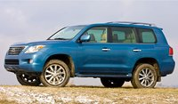 2010 Lexus LX 570 Picture Gallery