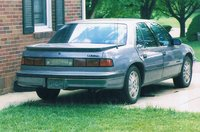 Picture of 1991 Chevrolet Lumina 4 Dr Euro Sedan, exterior, gallery_worthy