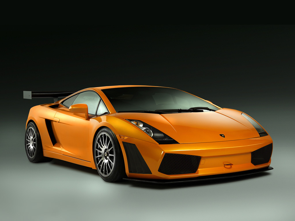 Luxury Lamborghini Gallardo Photos