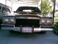 1982 Cadillac Fleetwood Overview